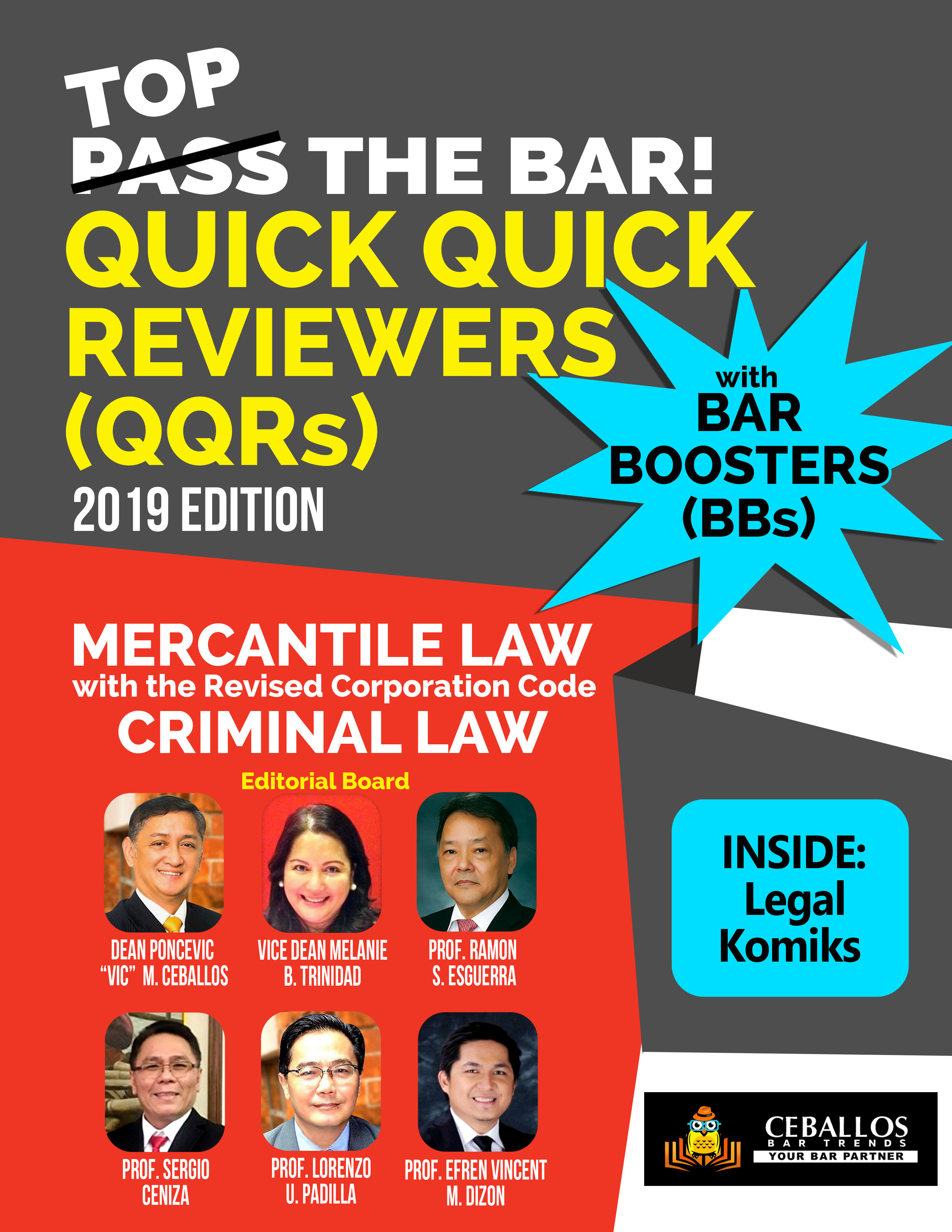 Commercial & Crim Law FINAL Cover